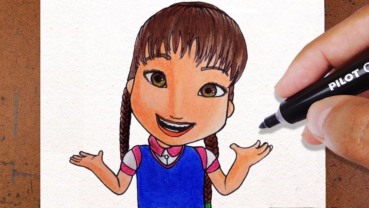 As Aventuras De Poliana Vamos Desenhar Novela Sbt