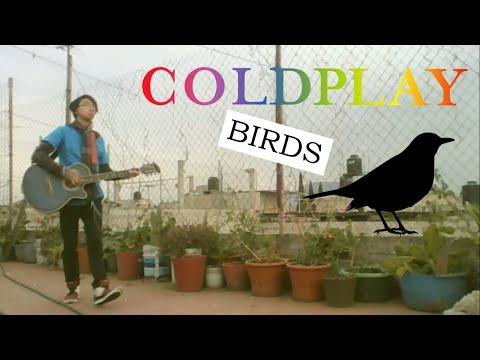 Coldplay - Birds    Acoustic Cover by Jonatan Villa