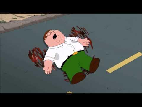 Family Guy Asphaltengel