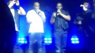 Naturally 7 - While My Guitar Gently Weeps (Live @ Muv-Hall in Seoul, Korea, Oct 17th 2015)