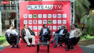 Plateau TV 2017 - 2.º Painel dedicado à distribuição de peças
