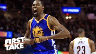 Kevin Durant Is