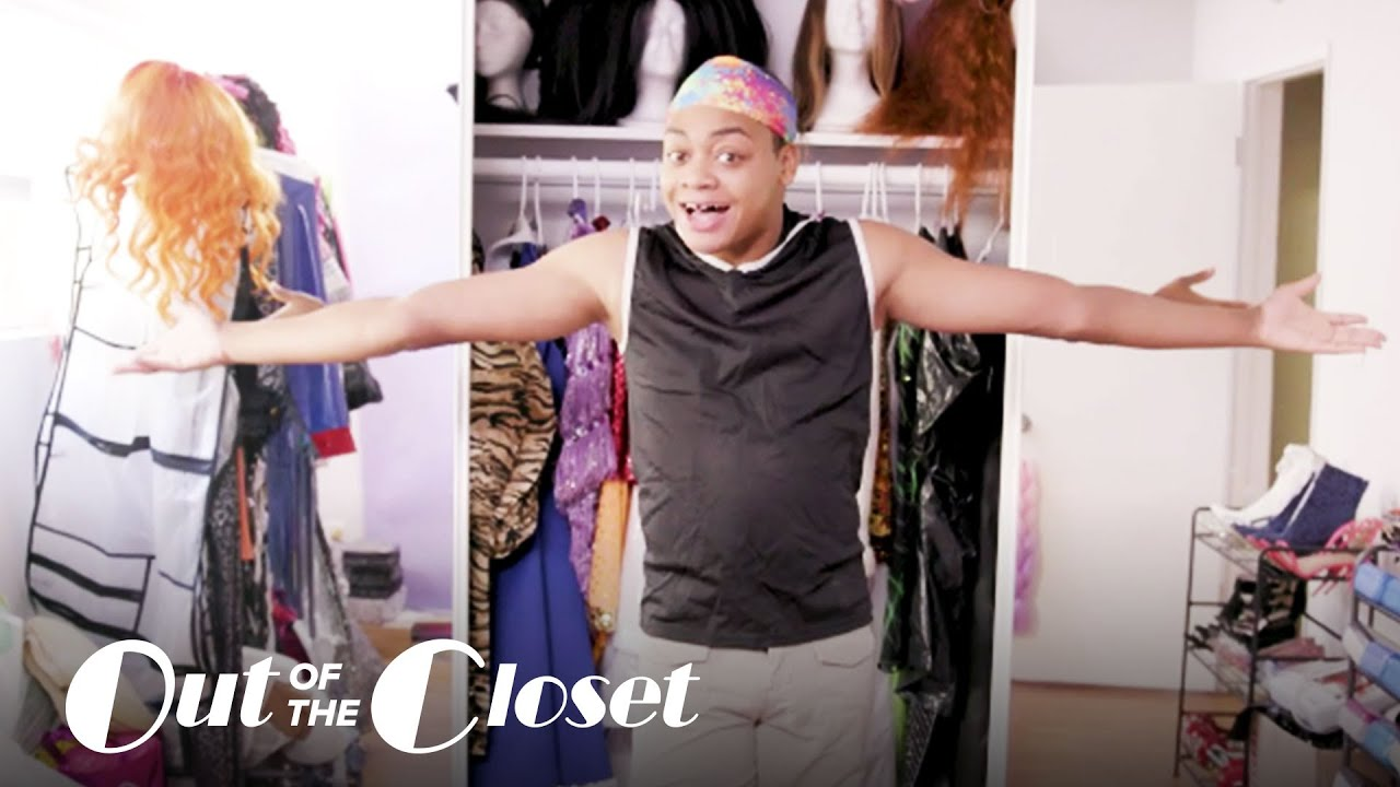Heidi: Discovering the Drag Laboratory 😍 S4 E3 | Out of the Closet