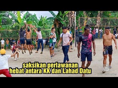 Download belum cuba, belum tahu!!. (KK) Jaya,pulah,kiping vs team Lahad Datu/volleyball