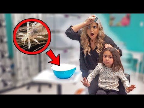 LICE AT SCHOOL!!! WE HAD TO TAKE AVA TO A PROFESSIONAL FOR THIS!!