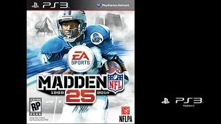 Madden NFL 25 (14) (Sony Playstation 3) Broncos vs Seahawks (Gameplay) The PS3 Files