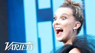 Millie Bobby Brown on Falling in Love with 'Godzilla'