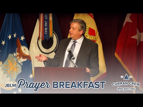 JBLM National Prayer Breakfast 2015
