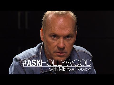 Michael Keaton - #AskHollywood