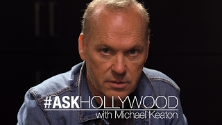 Michael Keaton - #AskHollywood