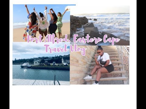 Port Alfred. Eastern Cape|| Travel Vlog|| South African Youtuber