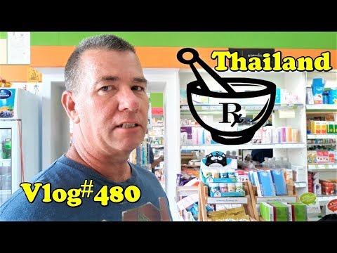 Medications In Thailand