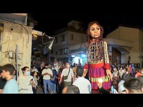 -أمل الصغيرة- دمية تجسد طفلة سورية لاجئة تبدأ رحلة عبر أوروبا…  - نشر قبل 2 ساعة