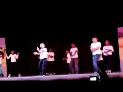 Cleveland School of Arts (Lower Campus) 2013 Winter Production (Hip Hop Dance)