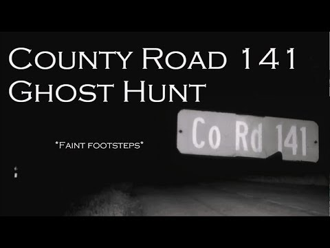 County Road 141 - Ghost Hunt (Detroit Lakes, MN)