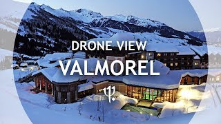Discover the Valmorel Club Med Chalet-Apartments in the French Alps - Drone views