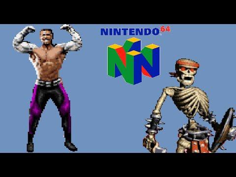 Top 10 Best N64 Fighting Games
