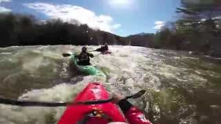 Whitewater Grand Prix 2014: Stage 2: Boater-X