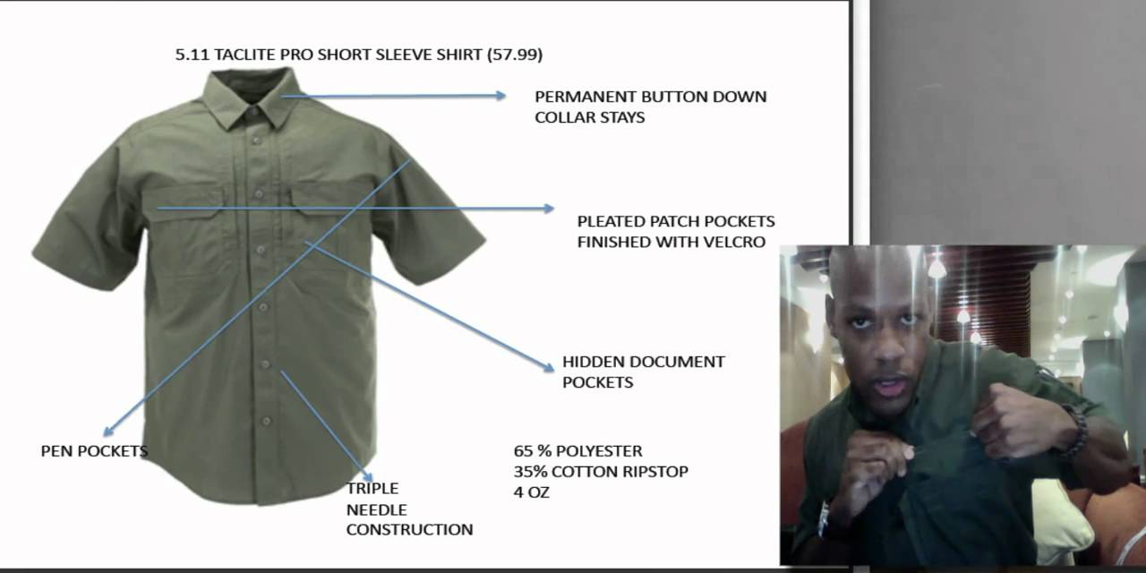 Taclite pro short sleeve shirt youtube for 5 11 tactical taclite pro short sleeve shirt