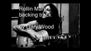 rollin man peter green backing track fleetwood mac