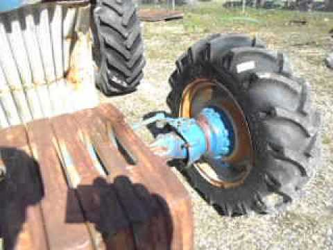 GovDeals: 1989 Ford 6610 Tractor
