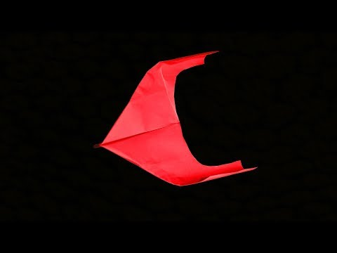 How To Make A Paper Flying Rocket Plane | How to make a paper airplane | Diy cool hacks