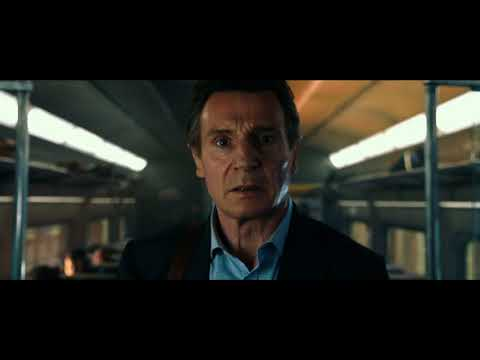 "Movie Review ""The Commuter"" 