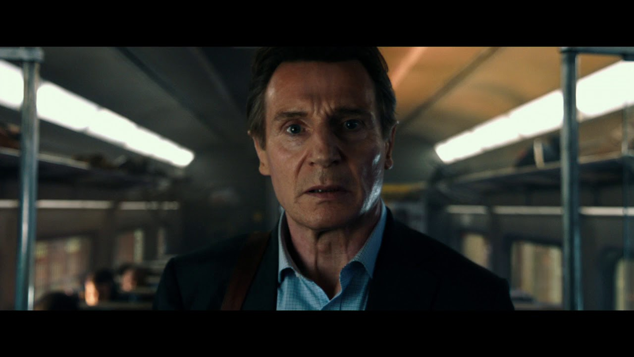 movie review quotthe commuterquot richard roeper reviews youtube