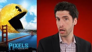 Pixels movie review