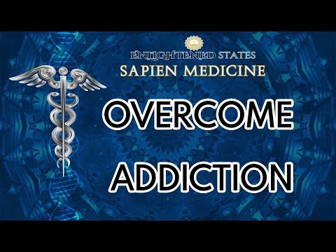 Overcome Any Addiction: Dopamine Receptor Repair & Addiction Healing (sound therapy)