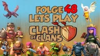"[Folge 48. ""Bier, Weißwurst und Co + Android Release""] Let´s Play - Clash of Clans [Deutsch/German]"