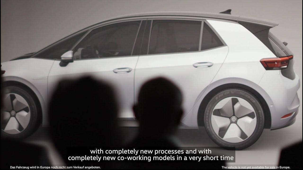 La creación del Volkswagen ID.3 - Capítulo 6 - Diseño e Ingeniería