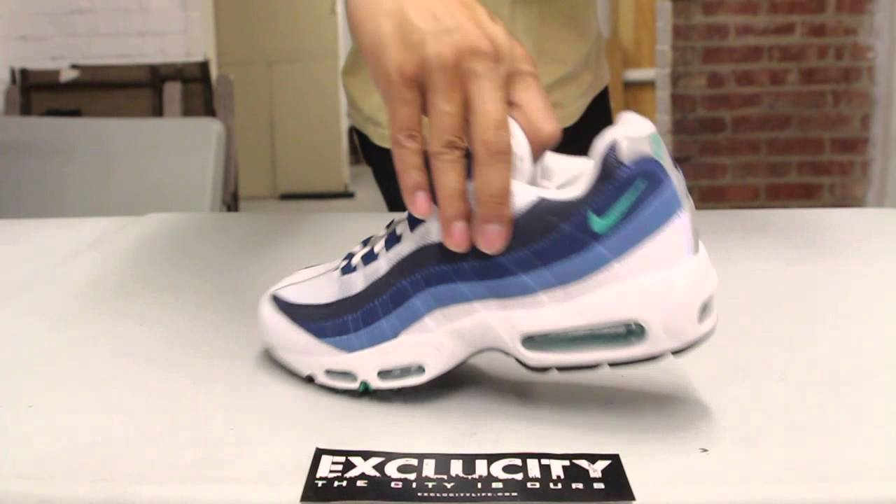 Nike Air Max 95 Og Blue