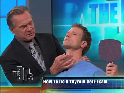 Thyroid Self-Test Medical Course