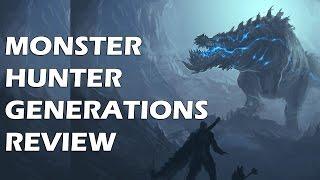 Monster Hunter Generations Review - The Final Verdict