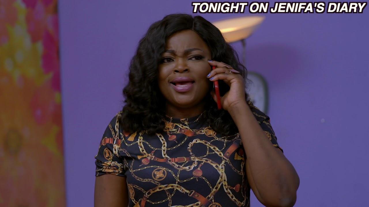 Download Jenifa's diary Season 15 Episode 11 - showing tonight on AIT (ch 253 on DSTV), 7.30pm