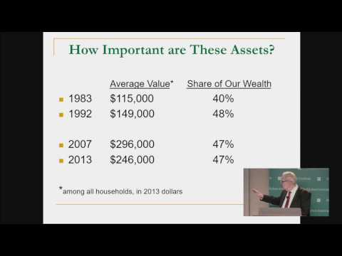 """Economic Insecurity: American Wealth and the """"Lost"""" Middle Class"""
