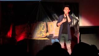UTHKSA 愛.感.唱 之 時光機 Singing Contest 2013-2014 #15 Vincent Tang : ROUND 2 TOP 10 - 我想大聲告訴你