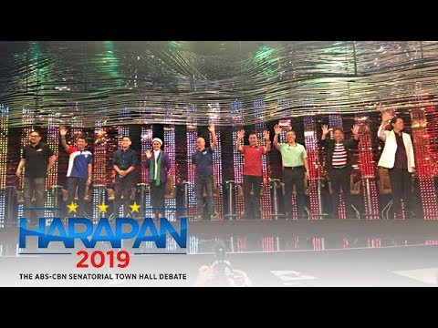 Harapan 2019: The ABS-CBN Senatorial Town Hall Debate | 17 Feb 2019