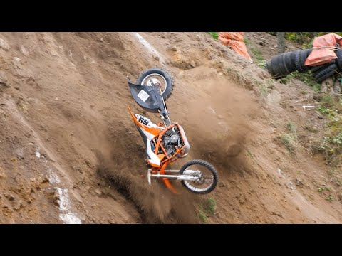 Impossible Climb Muhlbach | Dirt Bikes Over 100hp+ | Hill Climb