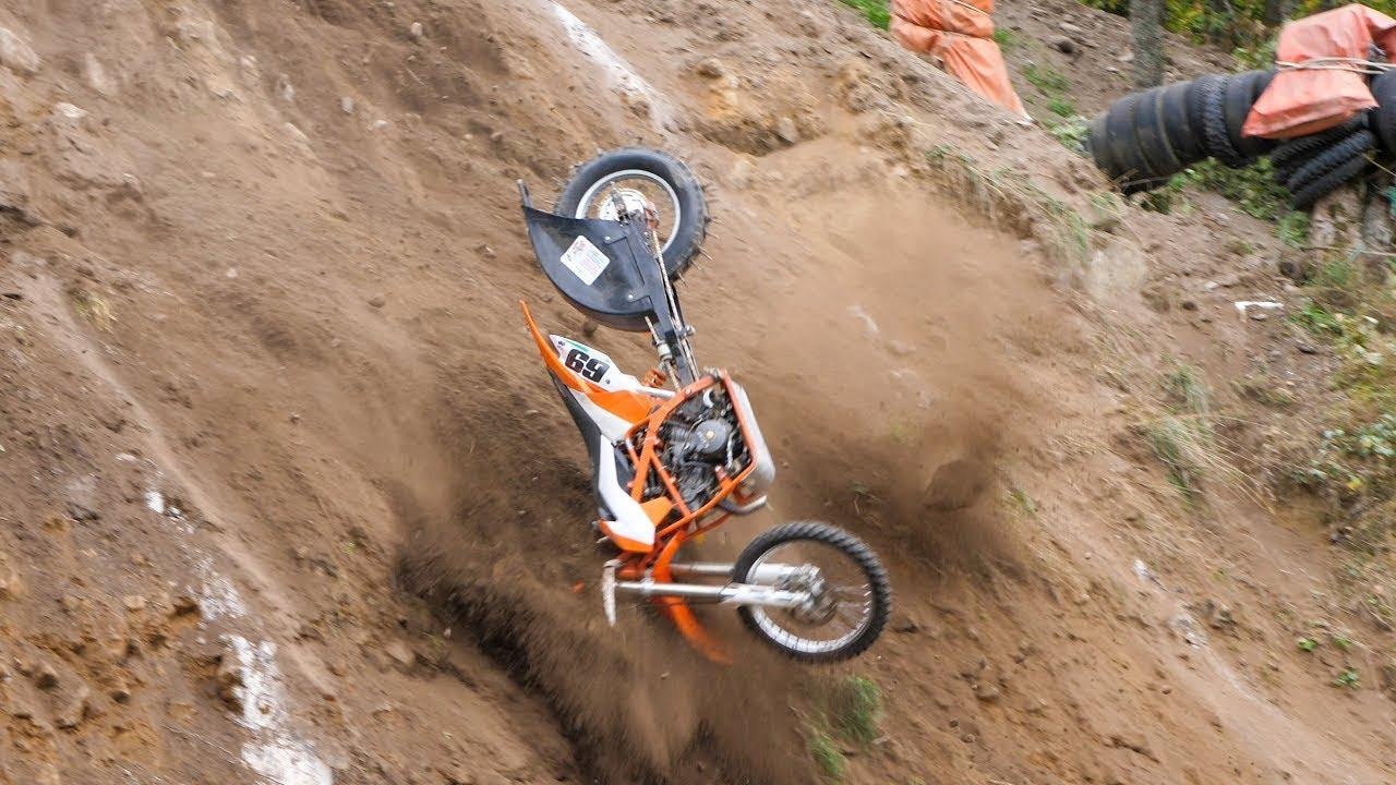 มอไซด์ วิบาก ผาดโผน Impossible Climb Muhlbach | Dirt Bikes Over 100hp+ | Hill Climb
