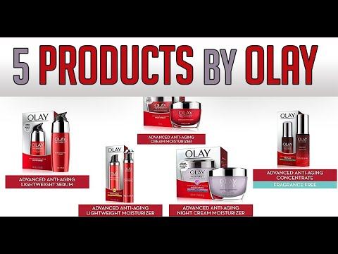 top-5:-best-olay-products-[2020]