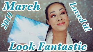 *NEW* Look Fantastic/March 2019... so excited!!!