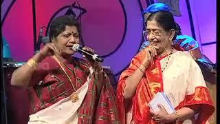 L R Eswari & Susheela Performance in P Susheela  75 Vasantha Ganakokila