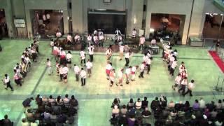 パイレーツ・オブ・カリビアン(ステージドリル)柏市立柏高校吹奏楽部2012 thumbnail