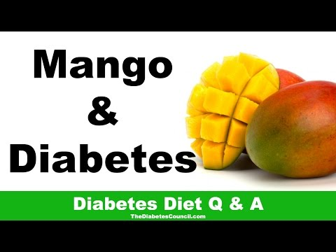 Is Mango Good For Diabetes?