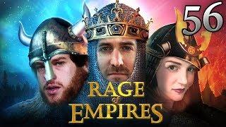 Rage Of Empires #56 mit Donnie, Marah & Florentin   Age Of Empires 2