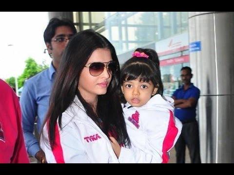 Aishwarya Rai's Beautiful Daughter