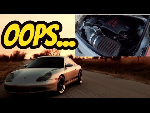 I Fixed a Big Mistake with My Porsche 911 LS Swap