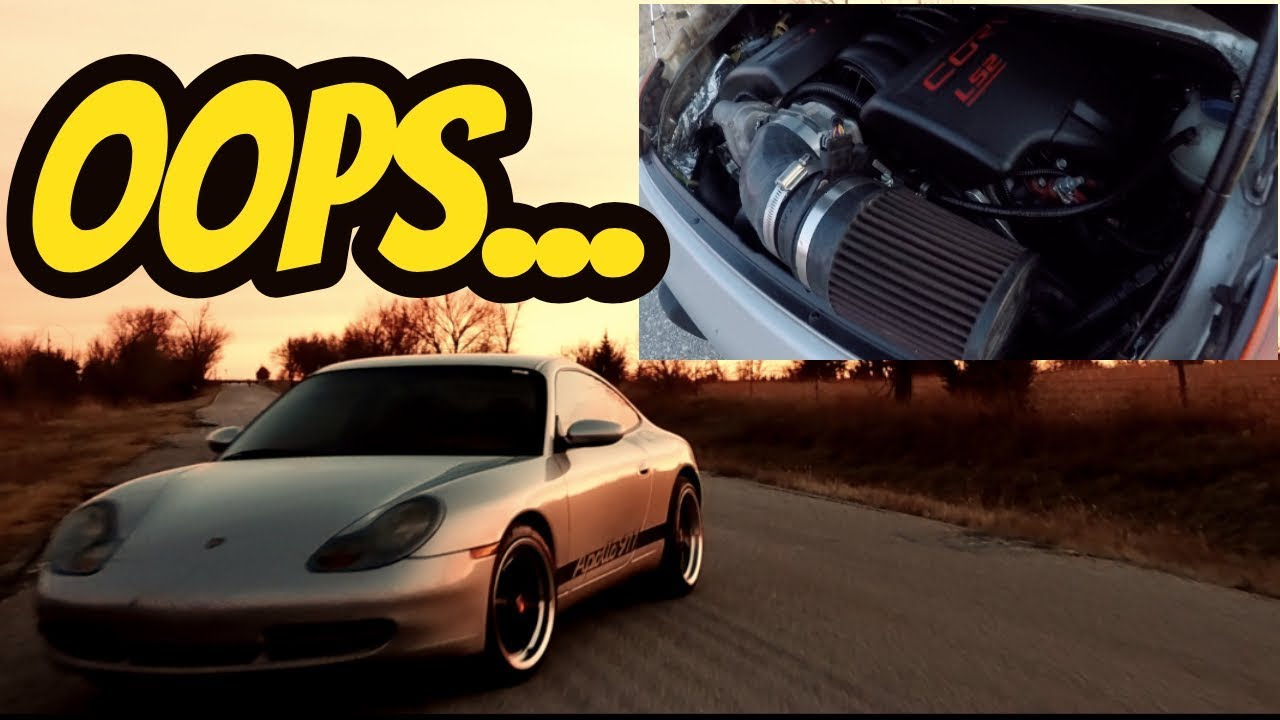 Video - I Fixed a Big Mistake with My Porsche 911 LS Swap